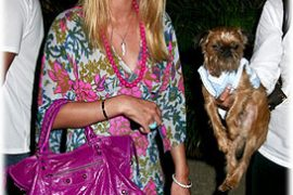 Nicky Hilton Loves the Balenciaga