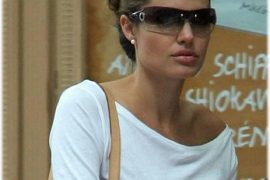 Name Angelina Jolie's Bag!