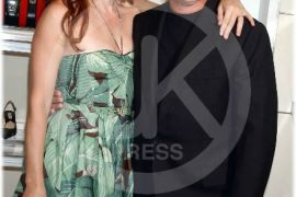 Debra Messing & Michael Kors
