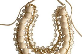 Juicy Couture Multi Strand Necklace