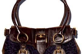 Dolce & Gabbana Fur Tote