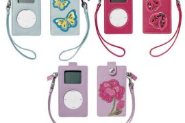 Coach Mini iPod Cases