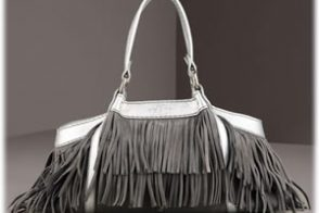 Hogan Small Fringed Shopper
