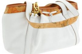 Prima Classe Top Zip Shoulder Bag by Alviero Martini