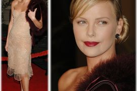 Charlize Theron at Aeon Flux Hollywood Premiere