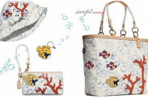 Coach Bubble Print Resort Line