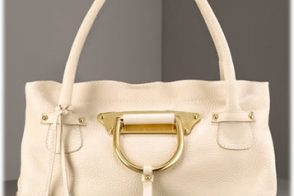 Dolce & Gabbana Leather Shopper