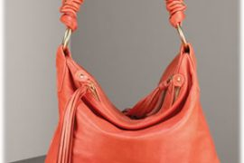 Bulga Leather Hobo