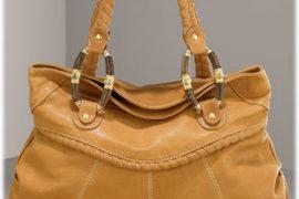 Valentino Buffalo Handle Bag