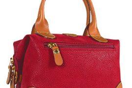 Brics Micro Suede Life Handbag