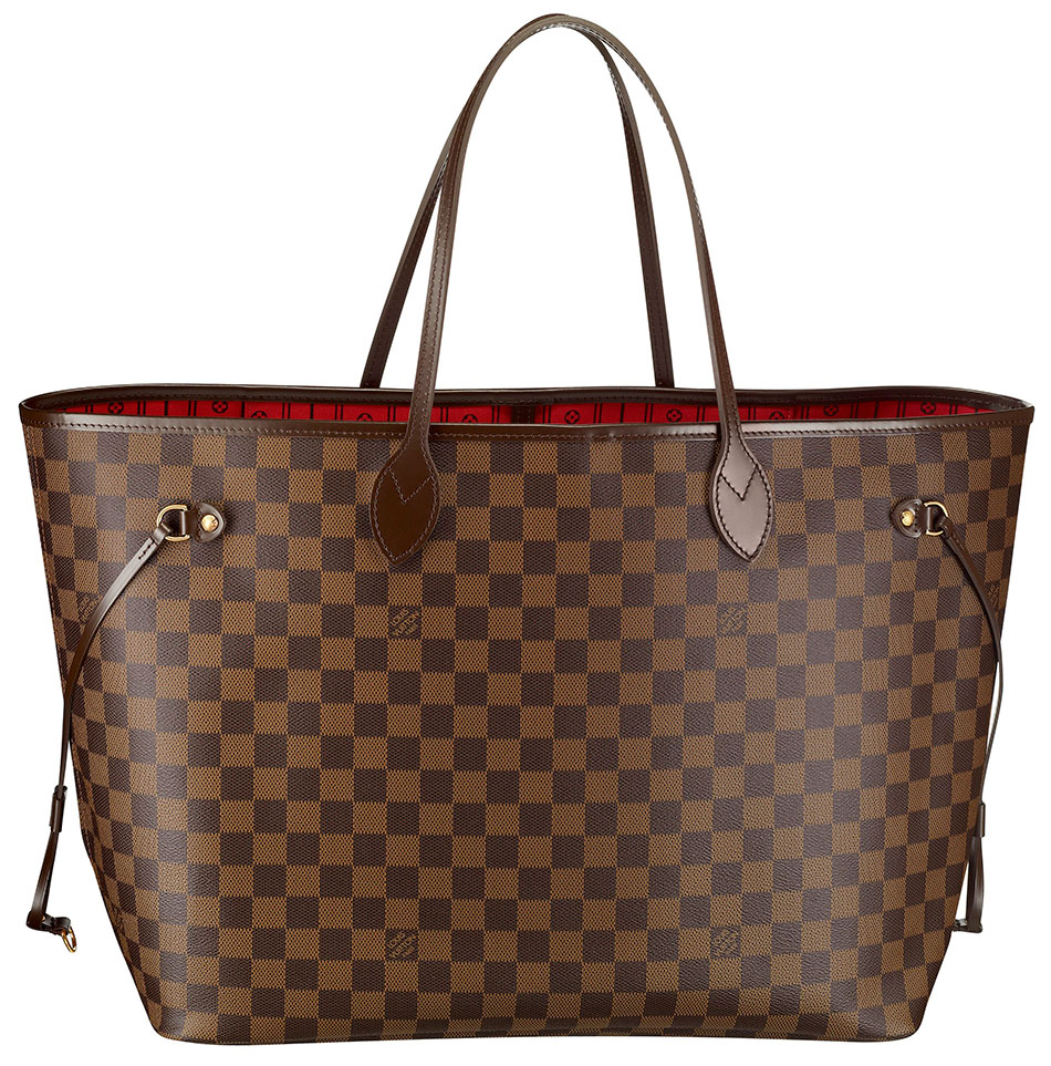 Louis vuitton neverfull gm mm pm purseblog for Louis vuitton miroir bags