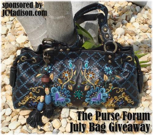 JCMadison Bag Giveaway