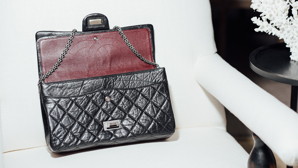fe466b1323d8cb Chanel Classic Flap Bag vs. Reissue 2.55 - PurseBlog