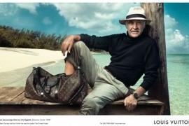 Sean Connery for Louis Vuitton