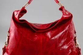 Rebecca Minkoff Patent Nikki Bag