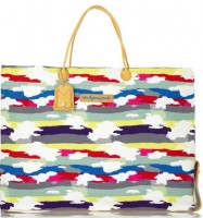 Marc by Marc Jacobs Big Tote Print Bag