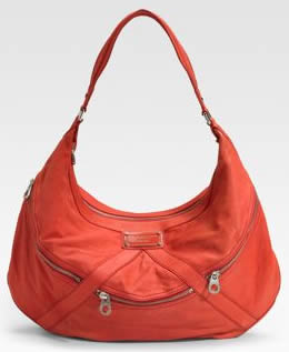 Marc by Marc Jacobs Strippy Zippy Hobo
