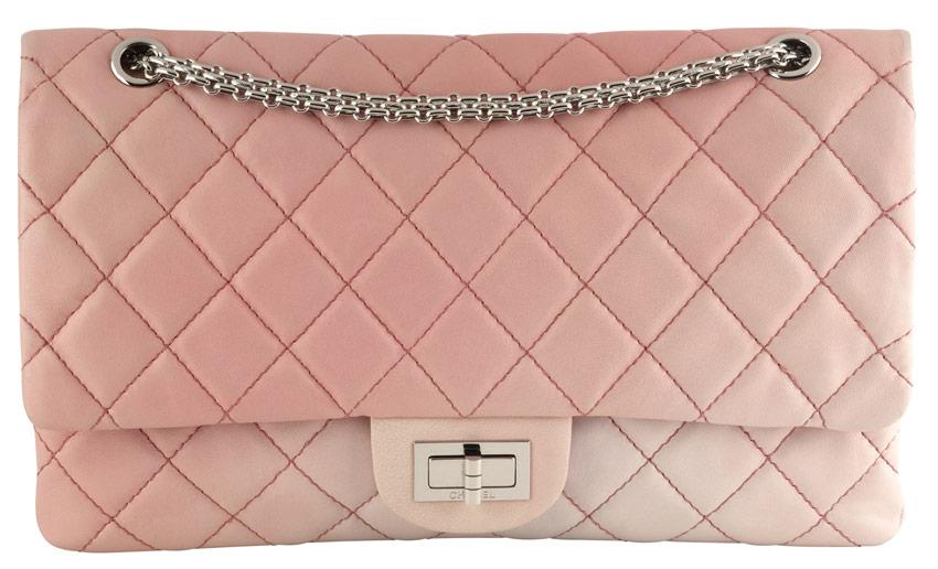 a5491bf9f3b9 Chanel 2.55 Tie Dye Pink Leather - PurseBlog