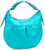 Dooney & Bourke Patent Luisa Hobo