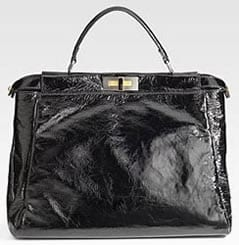 Fendi Sfilata Divided Satchel