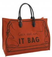 Longchamp It Bag Horizontal Tote