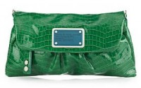 Marc by Marc Jacobs Croc of Q Linda Clutch