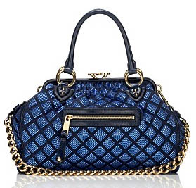 Marc Jacobs Jeweled Stam Satchel
