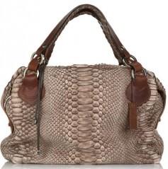 Pauric Sweeney Overnight 1 Python Bag