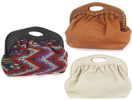 Bird handbags One Night Stand Clutch