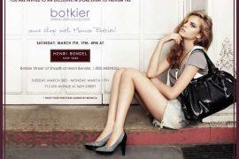 Henri Bendel, Botkier, Monica… oh my!