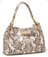 CC Skye Ashley Python Shoulder Bag