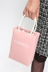 Chanel Essential Handbag, Small in Pink, $1525