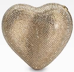 Judith Leiber Heart N Soul Bag