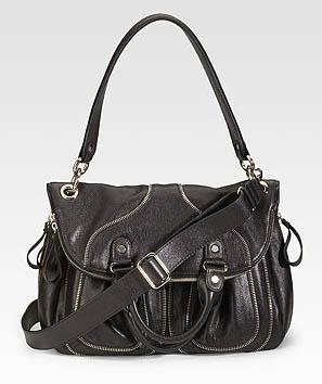 Lockheart Giselle Foldover Bag