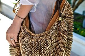 Action Shot: DvF Stephanie Hobo