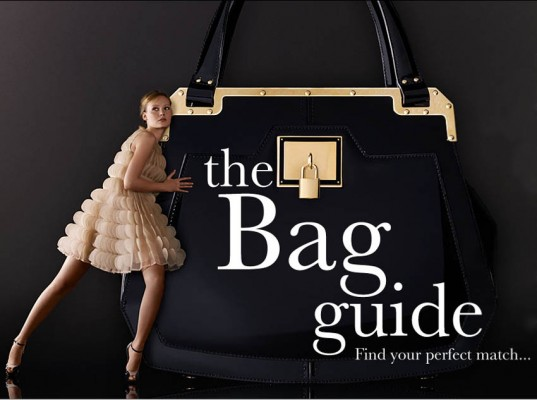 Net-a-Porter Bag Guide