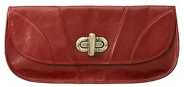 Nine West Vintage Leather Clutch