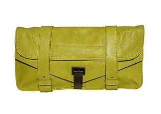 Proenza Schouler PS1 Leather Pouchette