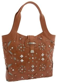Rafe New York Riveted Leather Large Tote