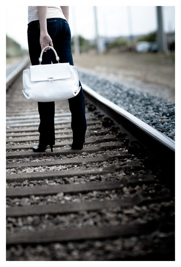 On The Right Track || Megs with Ferragamo