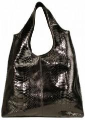 Ted Rossi Python Shoulder Bag