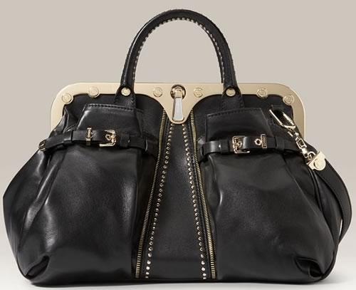 Versace Frame Satchel - PurseBlog