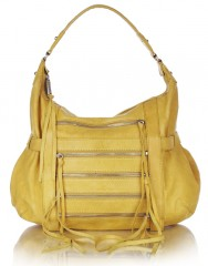 Botkier Venice Hobo in sunshine yellow