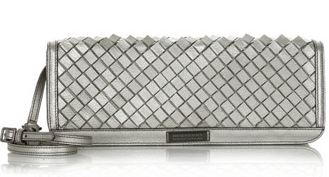 Burberry Prorsum Willow Leather Clutch