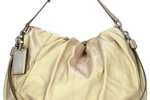 Dolce & Gabbana Miss Night and Day Metallic Hobo