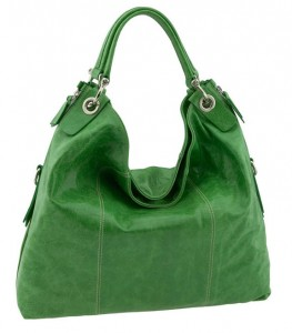 Gianni Chiarini Side Zip Hobo