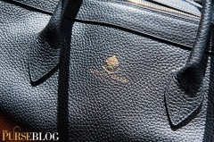 Hunting Season Black Weekender Detail