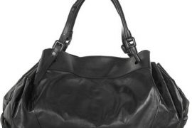 Jil Sander Oversized Leather Bag