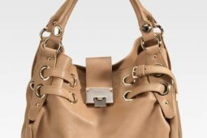 Jimmy Choo Riley Hobo