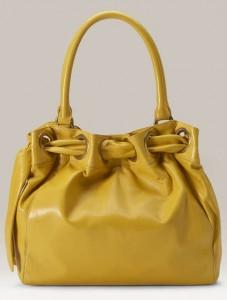 Kooba Liz Tote in Yellow